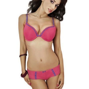Cleo by Panache Jude Moulded T-Shirt Bra 5846 PINK